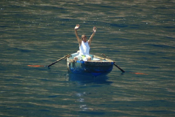 Hout Bay Organised Man Adrift In A Boat