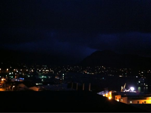 Hout Bay Winter Pic of the Day 7:15am