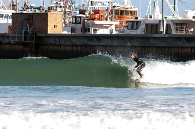 Industrial surf Sally Mellish
